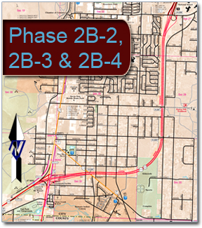 Phase 2B Map
