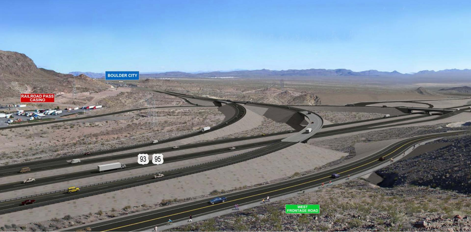 Nevada Department Of Transportation  News Releases  US Highway - Us highway forecast map