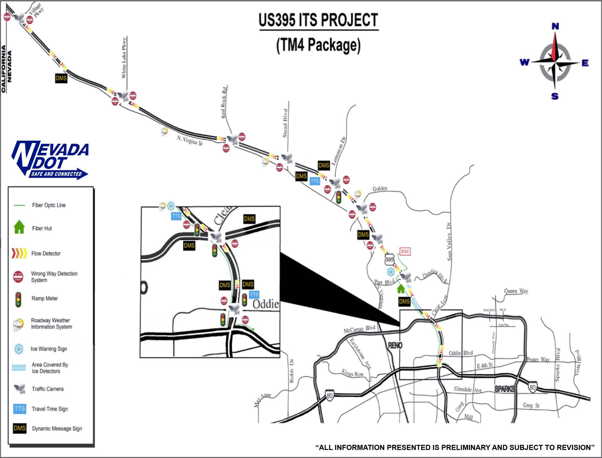 US395 ITS Project-1