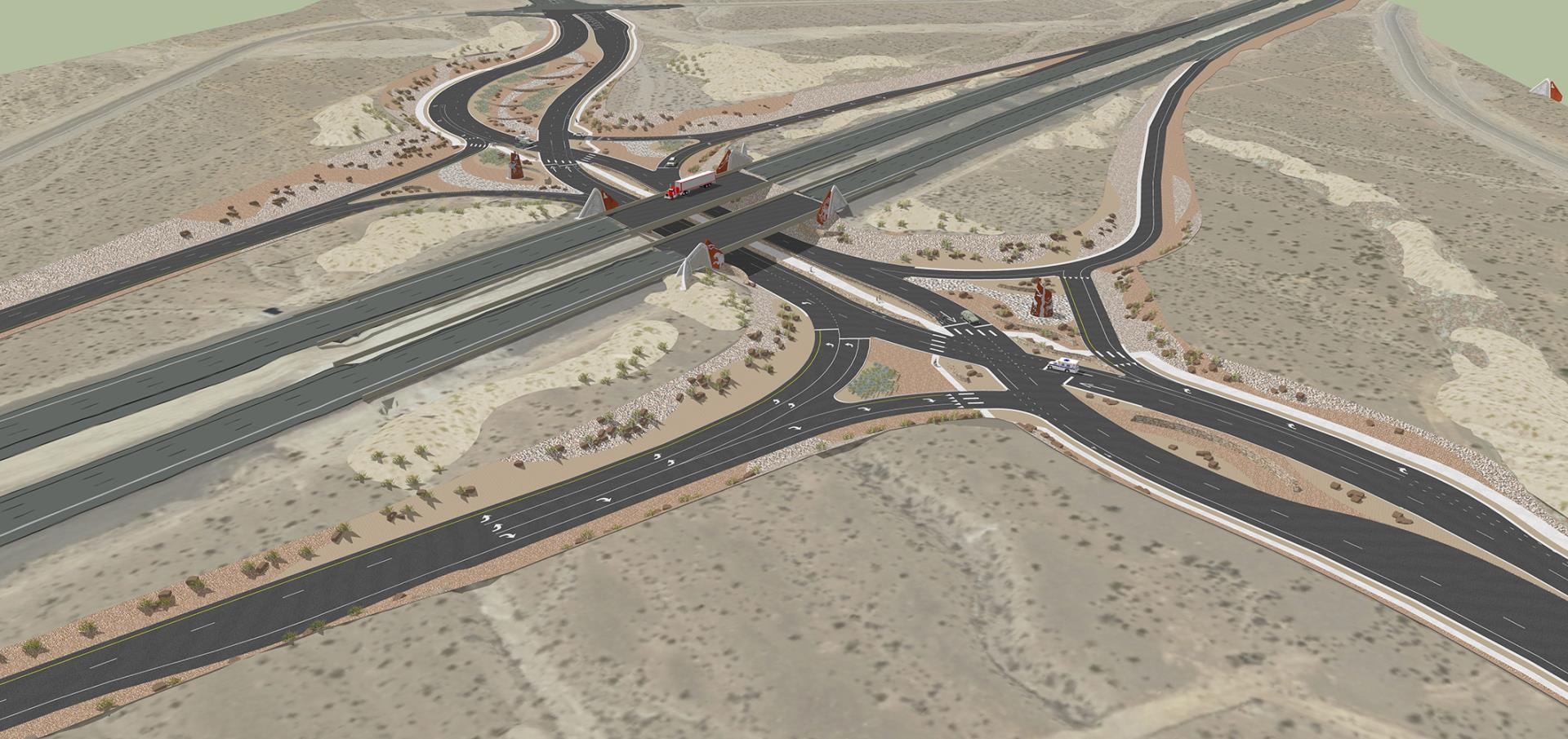 Kyle_Canyon_Interchange_05
