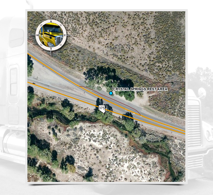 MP 51: Crystal Springs Rest Area | Nevada Department of Transportation