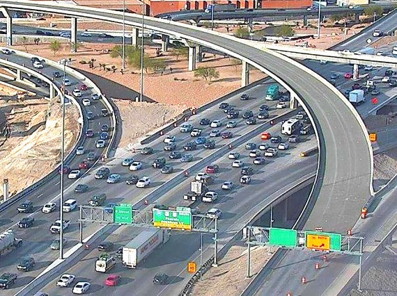 Development and Calibration of Regional Dynamic Traffic Assignment Models for the Estimation of Traffic Performance Measures in Nevada
