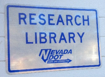 NDOT Research Library