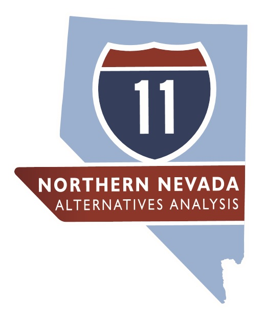 I-11 Northern Nevada Alternatives Analysis Logo