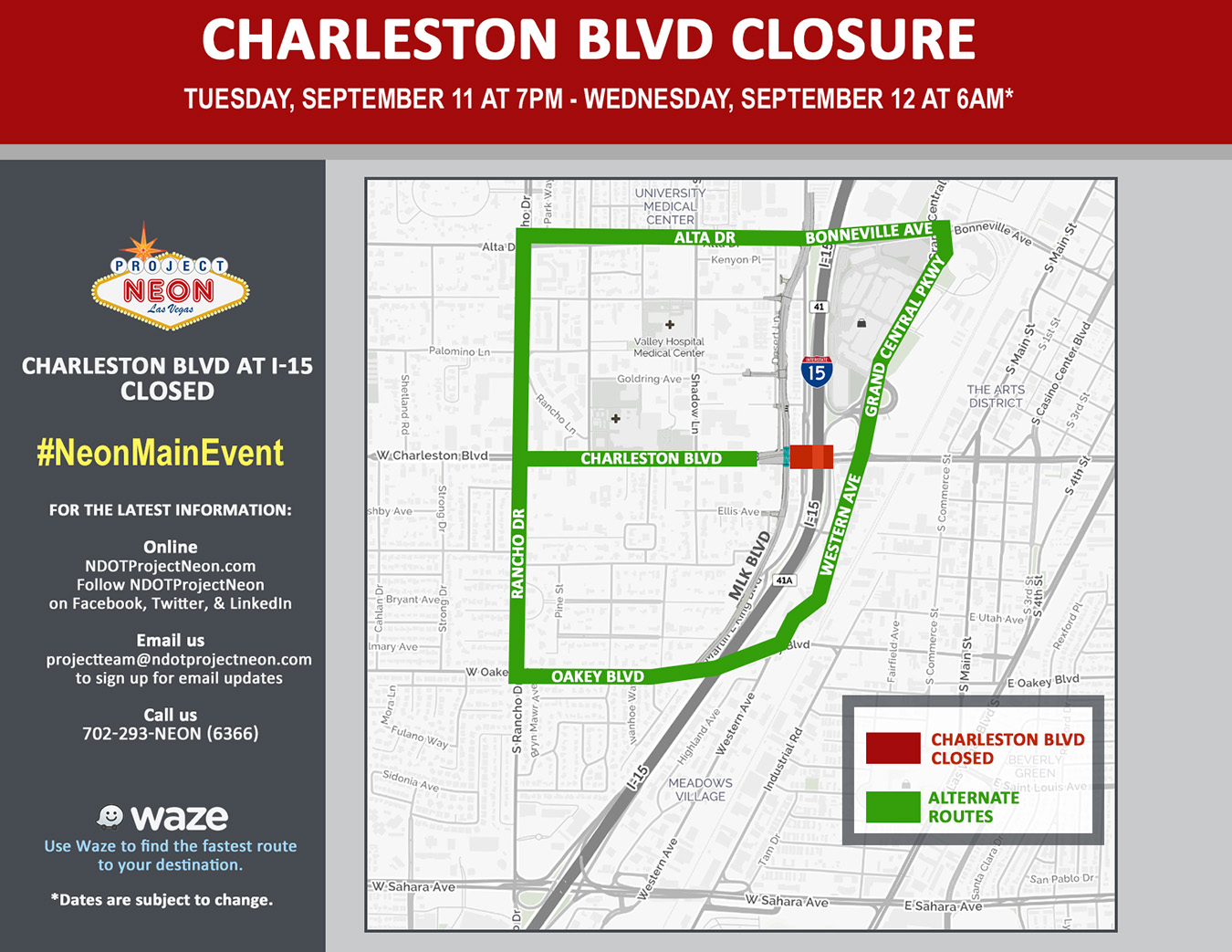 Charleston Full Closure_9.11.18