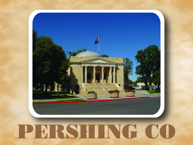 Pershing County Courthouse, Lovelock