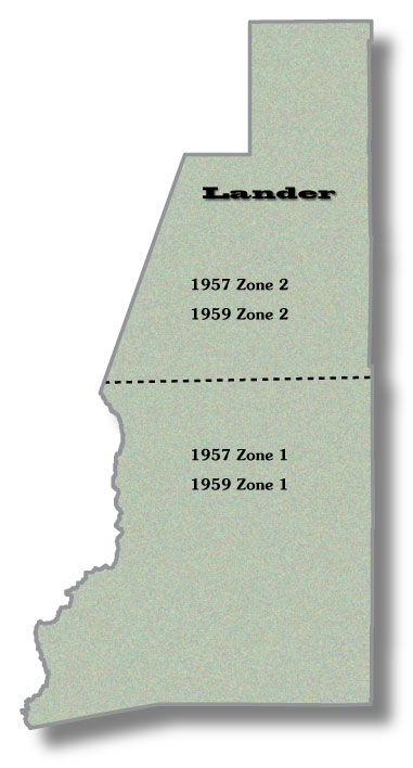 Lander County Image Map