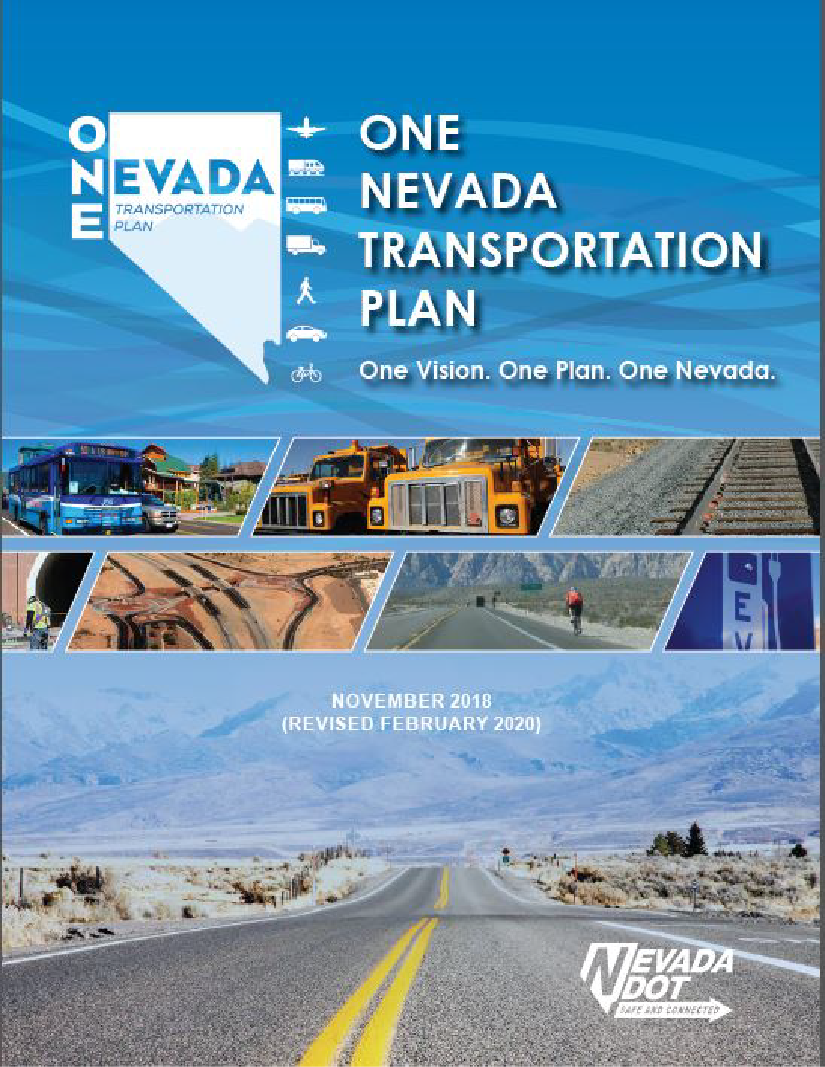 Thumbnail - One Nevada Transportation Plan